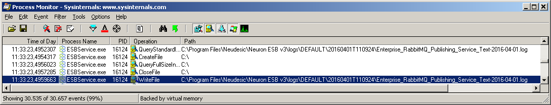 Neuron_ESB_WriteFile_Process_Monitor_Event