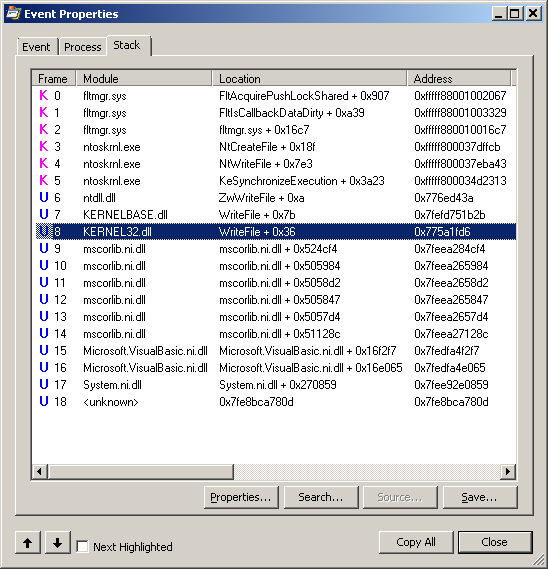 Neuron_ESB_WriteFile_Process_Monitor_Event_Properties_Stack